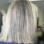 tinte cabello gris